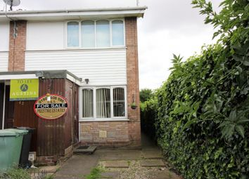 Thumbnail 1 bedroom flat for sale in Roebuck Glade, Willenhall