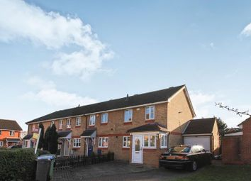Thumbnail 3 bed end terrace house for sale in Rossington Close, Enfield