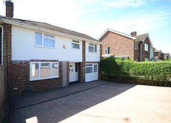 Thumbnail 4 bedroom semi-detached house for sale in Fairford Road, Tilehurst, Reading