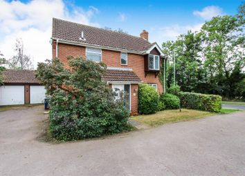 Thumbnail 4 bed detached house for sale in Sapley Road, Hartford, Huntingdon