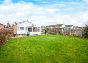 Thumbnail 3 bed detached bungalow for sale in Hale Close, Melbourn, Royston