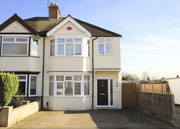 Thumbnail 3 bed semi-detached house for sale in Sparkbridge Road, Harrow