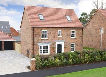 "Thumbnail 5 bedroom detached house for sale in ""Buckingham"" at Driffield Road, Beverley"
