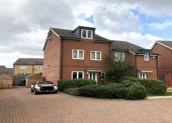 Thumbnail 3 bedroom semi-detached house to rent in Bramley Rd, Aylesbury