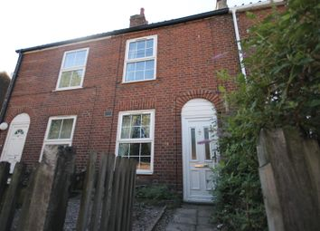 Thumbnail 2 bedroom terraced house to rent in Bull Close Road, Norwich