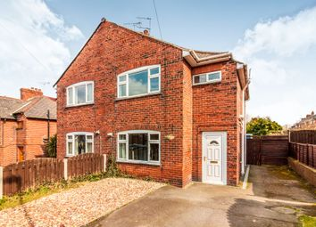 Thumbnail 3 bed semi-detached house for sale in Western Road, East Dene, Rotherham