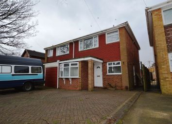 Thumbnail 3 bed semi-detached house for sale in Signal Hayes Road, Sutton Coldfield