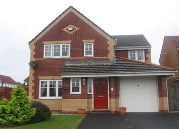 Thumbnail 4 bed detached house to rent in Oaktree Close, Ingol, Preston