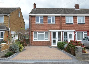 Thumbnail 3 bed end terrace house for sale in Berkley Avenue, Waltham Cross, Hertfordshire