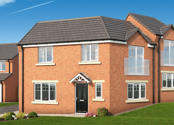 "Thumbnail 3 bedroom property for sale in ""The Oak At Hartington Mews"" at Callum Close, Darlington"