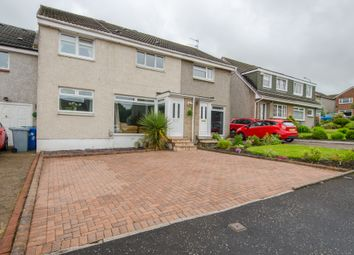 Thumbnail 3 bedroom semi-detached house for sale in Tanzieknowe Road, Cambuslang, Glasgow