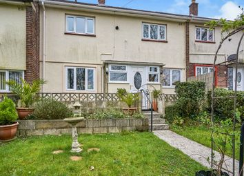 Thumbnail 2 bed terraced house for sale in St. Pancras Avenue, Plymouth