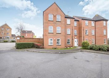 Thumbnail 2 bedroom flat for sale in Lock Keeper Close, Wigston, Leicester, Leicestershire