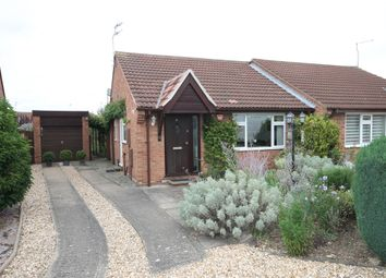 Thumbnail 2 bedroom semi-detached bungalow for sale in Richmond Close, Balderton, Newark, Nottinghamshire.