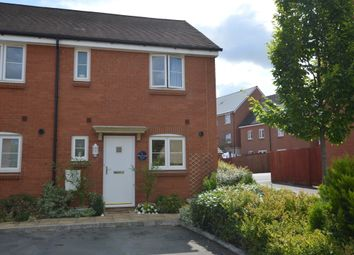 Thumbnail End terrace house for sale in Redwing Road, Melksham
