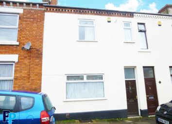 Thumbnail 4 bedroom terraced house to rent in Surrey Street, Derby