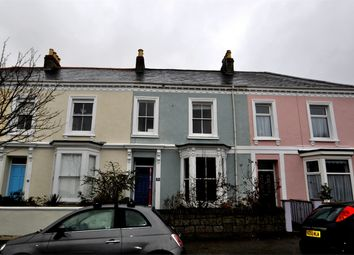 Thumbnail 5 bed terraced house to rent in Albany Road, Falmouth