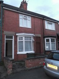 Thumbnail 2 bed terraced house to rent in Regent Street, Leicester