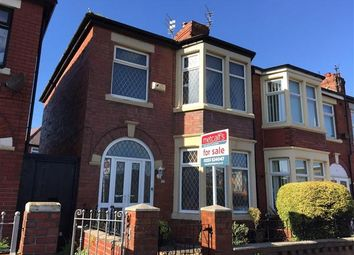 Thumbnail 3 bedroom terraced house for sale in Devonshire Road, Blackpool
