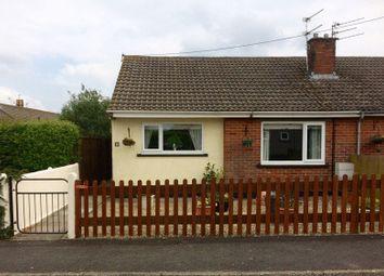 Thumbnail 2 bed semi-detached bungalow for sale in Tilley Close, Farmborough, Bath