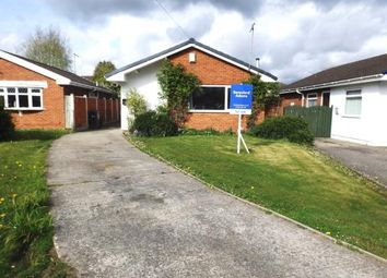 Thumbnail 2 bed bungalow for sale in Bracken Close, Broughton, Chester, Flintshire