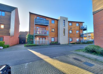 Thumbnail 1 bed flat for sale in Ropley Way Broughton, Milton Keynes