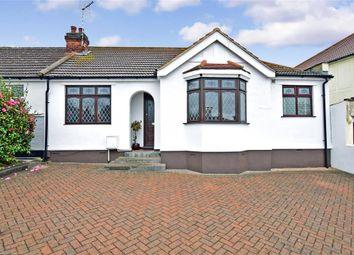 Thumbnail 3 bed semi-detached bungalow for sale in Sandown Avenue, Hornchurch, Essex