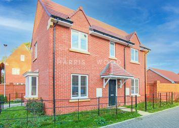 Thumbnail 3 bed detached house to rent in Birchwood Drive, Colchester, Essex
