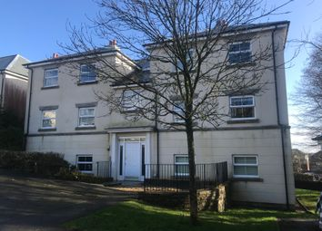 Thumbnail 2 bed flat to rent in St. Martins Court, Liskeard