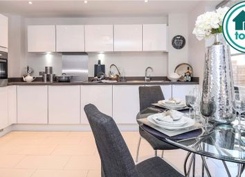 Thumbnail 2 bed flat for sale in Viridium, Frimley Road, Camberley