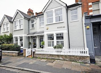 Thumbnail 5 bed terraced house to rent in White Hart Lane, Barnes