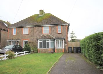 Thumbnail 3 bedroom semi-detached house to rent in The Green, Ninfield, Battle