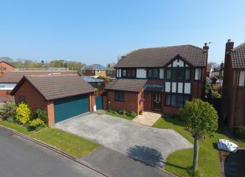 Thumbnail 4 bed detached house for sale in Alder Close, Newton With Scales, Preston, Lancashire