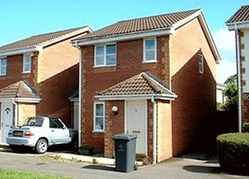 Thumbnail 2 bed link-detached house to rent in Highclere Road, Quedgeley, Gloucester
