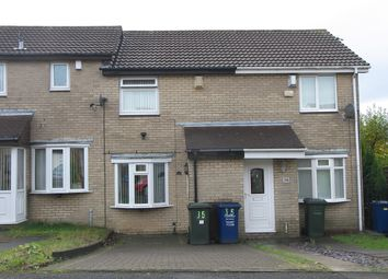 Thumbnail 2 bedroom terraced house for sale in Reedham Court, Westerhope, Newcastle Upon Tyne