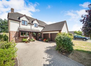 Thumbnail 4 bed detached house for sale in Sawyers Mill, Shillingford, Tiverton