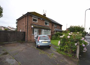 Thumbnail 3 bedroom semi-detached house to rent in Fishers Lane, Heswall, Wirral