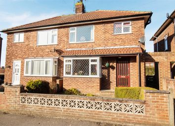 Thumbnail 3 bed semi-detached house for sale in Grange Road, Bridlington, East Riding Of Yorkshire
