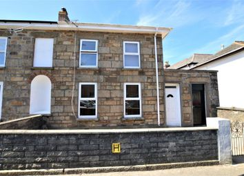 Thumbnail 4 bed semi-detached house for sale in South Terrace, Camborne, Cornwall
