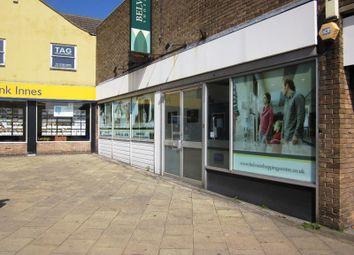 Thumbnail Retail premises to let in Units 15-17 Belvoir Shopping Centre, Coalville, Coalville