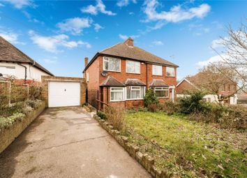 Thumbnail 3 bed semi-detached house for sale in The Street, Kingston, Canterbury