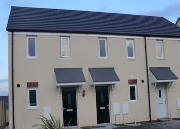 Thumbnail 2 bedroom property to rent in Gleneagles Close, Hubberston, Milford Haven