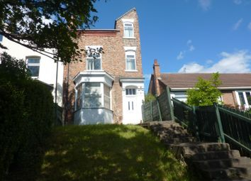 Thumbnail 7 bed end terrace house for sale in Bishopton Road, Stockton-On-Tees