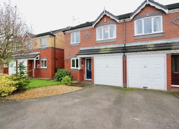 Thumbnail 3 bed semi-detached house for sale in Saxifrage Drive, Stone