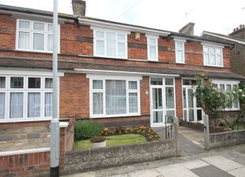 Thumbnail 3 bedroom terraced house to rent in Meadow Road, Gravesend, Kent