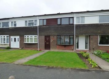 Thumbnail 3 bed terraced house for sale in Derwent, Tamworth, Staffordshire
