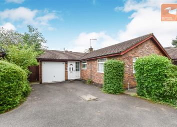 Thumbnail 2 bed detached bungalow for sale in Sunnymead, Werrington, Peterborough