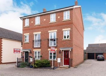 Thumbnail 3 bed semi-detached house for sale in Hartley Gardens, Gloucester, Gloucestershire, England