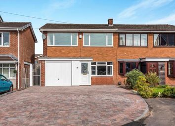Thumbnail 3 bed semi-detached house for sale in Beaumont Close, Great Wyrley, Walsall, Staffordshire