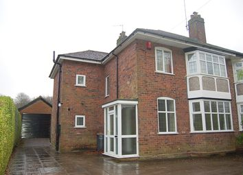 Thumbnail 4 bed semi-detached house to rent in Priory Road, Westlands